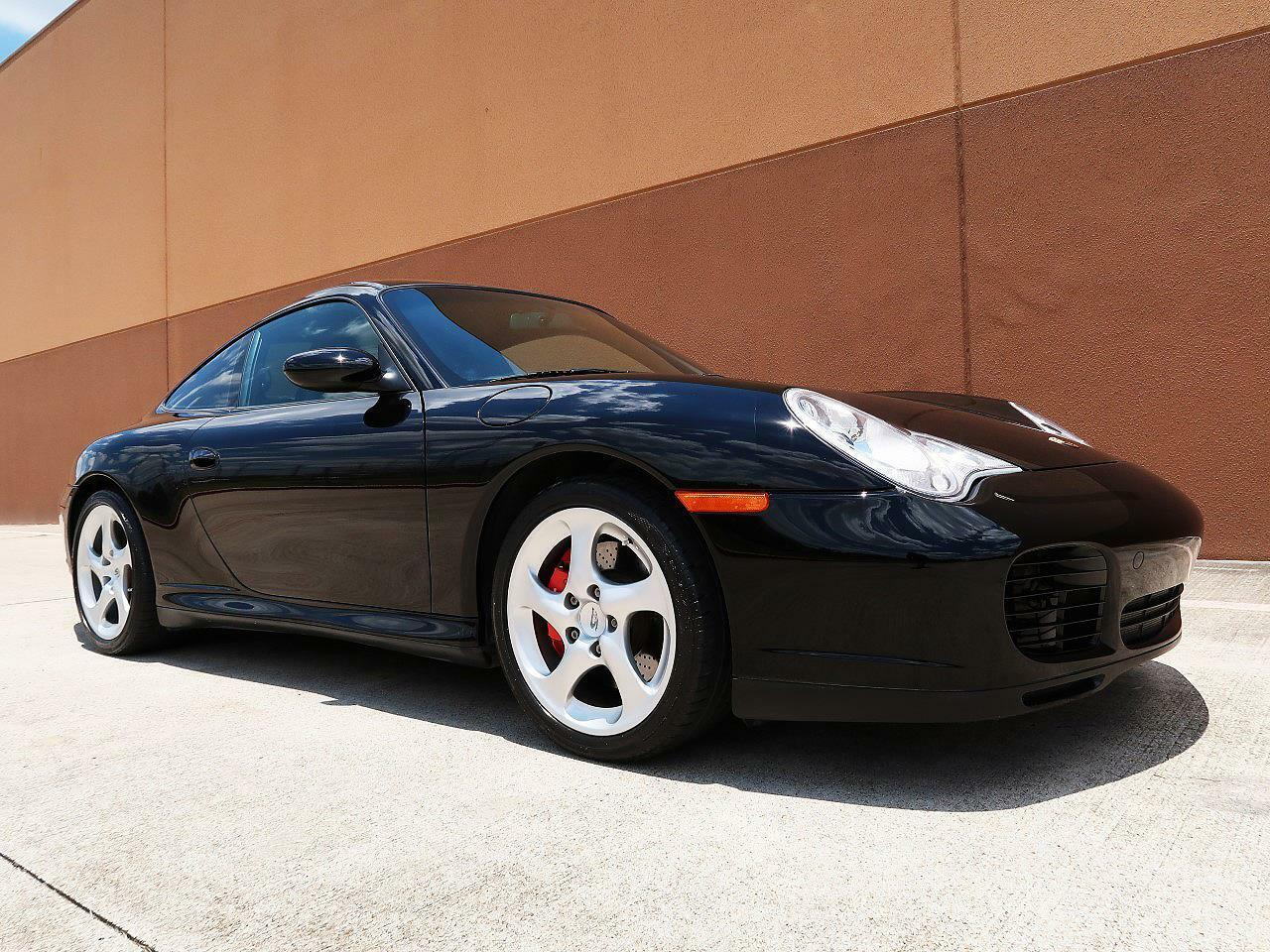 2003 Porsche 911 Carrera 4S Exclusive Package Power Kit Package Bose Xenon 6 Cyl