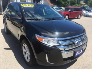 2013 Ford Edge SEL, AWD
