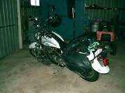 Hyosung st7 cruiser Kenwick Gosnells Area Preview