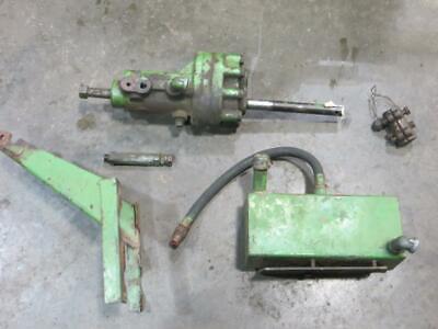 John Deere Behlen Power Steering Unit And Tank 60 Or 70