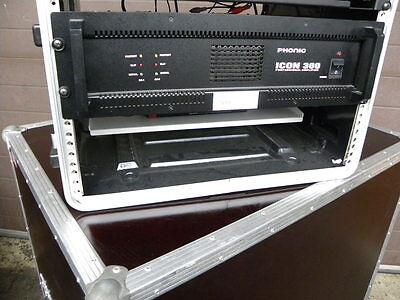 Entstufe Phonic ICON300 Verstärker PA Leistungsentstufe