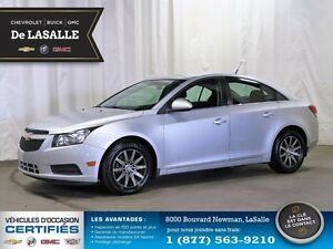 2012 Chevrolet Cruze LT Turbo w/1SA Well Maintained.!