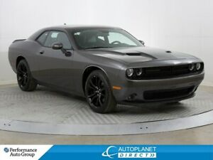 2018 Dodge Challenger SXT+ BLACKTOP, Back Up Cam, Sunroof, Andro