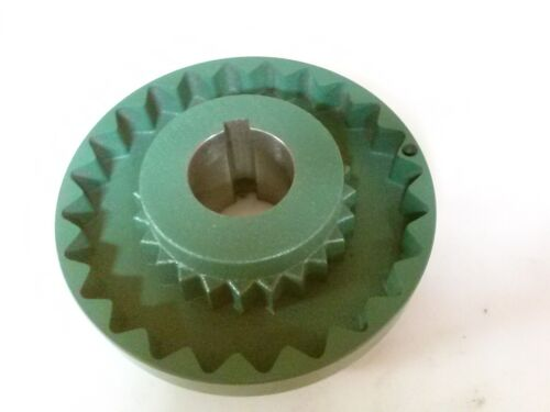 """Woods 10Sx2"""" / 10S2 SF flange, made in Mexico."""