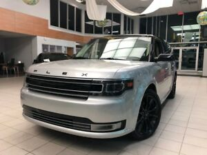 2017 Ford Flex LIMITED AWD GPS TOIT PANO DEM A DISTANCE CUIR ET