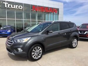 2017 Ford Escape Titanium HIGHWAY KM'S  SAVE$$$