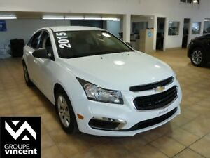 2015 Chevrolet Cruze 1LS**bluetooth**