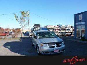 2008 Dodge Grand Caravan SE,WITH REMOTE STARTER,STOW & GO,TOP OF