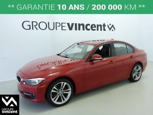2014 BMW 3 Series 320i xDrive MSPORT PKG**GARANTIE 10 ANS**