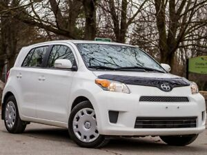 2013 Scion xD Base - LOW KMS|BLUETOOTH|CLOTH|KEYLESS ENTRY|