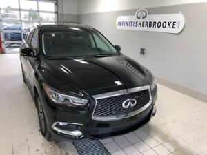 2017 Infiniti QX60 AWD+7PASSAGERS+CERTIFIÉ INCLUS ONE OWNER-CARP