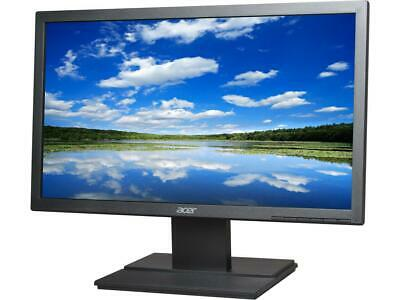 "Acer V206HQL 19.5"" LED Backlit HD+ 1600x900,16:9 LCD Monitor, Black UM.IV6AA.A02"