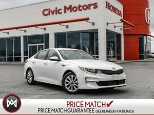 2017 Kia Optima LX + BLUETOOTH, HEATED SEATS, BACK UP CAMERA
