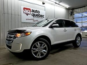 2012 Ford Edge Limited 4WD / Toit Pano / Navigation