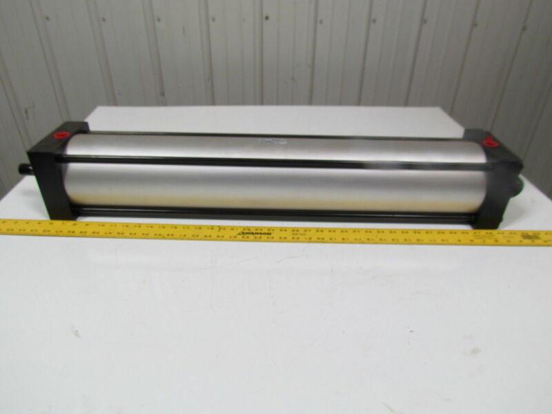 "Miller AL-84B2B-06.00-32.000-0138-N11N Pneumatic Air Cylinder 6""X32"" 200 PSI"