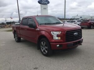 2016 Ford F-150 XLT   Sport   4X4   One Owner   Remote Start
