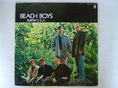 WITHDRAW / THE BEACH BOYS SURFIN U.S.A