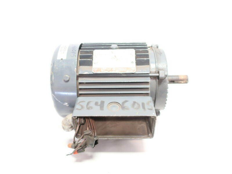 General Electric Ge 5K145AL246A Ac Motor 145t 1-1/2hp 1735rpm 7/8in 230/460v-ac