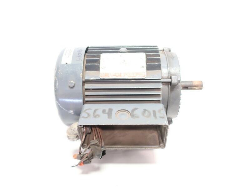 General Electric Ge 5K145AL246A Ac Motor 145t 1-1/2hp 1735rpm 7/8in 230/460v-ac