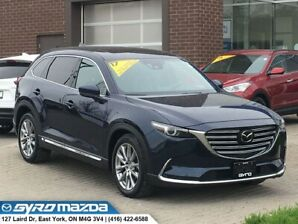 2017 Mazda CX-9 GT ONE OWNER! GT, AWD!