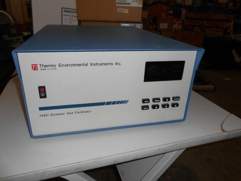 Thermo Environmental Instruments 146C Dynamic Gas Calibrator