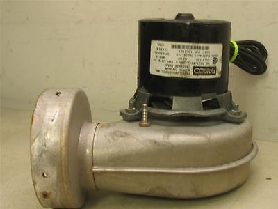 Fasco 7021-9242 Draft Inducer Exhaust Fan Motor Assembly 10k5101