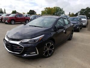 2019 Chevrolet Cruze LT RS PACKAGE / HEATED FRONT SEATS / REA...