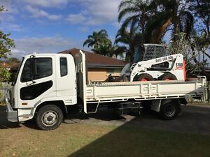 Bobcat and Tipper Hire Business For Sale - Gold Coast Gaven Gold Coast City Preview