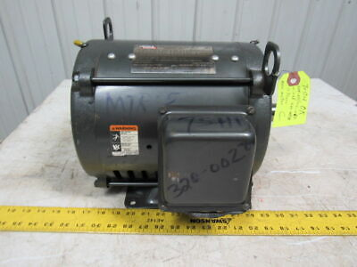 Lincoln Sd4p7.5t61 7.5hp Electric Motor 213t Frame 208-230460v 1755rpm