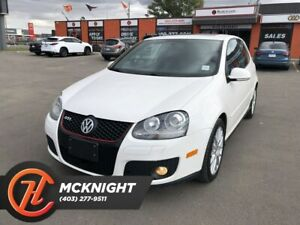 2007 Volkswagen GTI 3-Door / Leather / Sunroof
