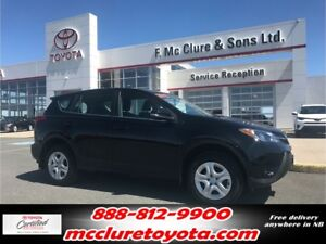 2015 Toyota RAV4 LE Low Mileage