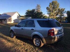 2007 Ford Territory Wagon Bingara Gwydir Area Preview