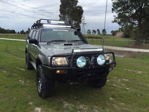 Nissan patrol 2004 model very good 4wd 5 speed manual North Melbourne Melbourne City Preview