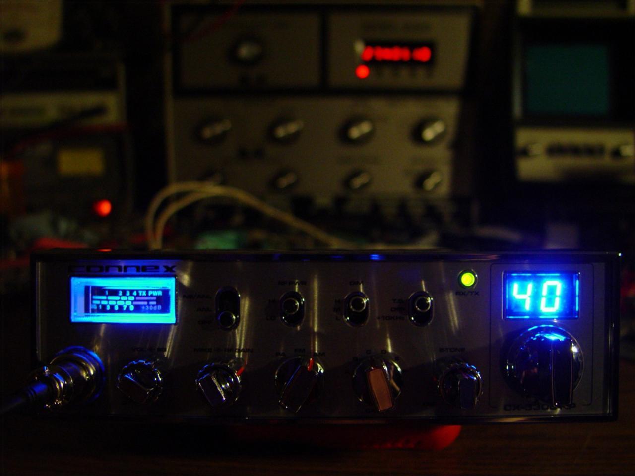 Connex 3300hp 10 Meter Amateur Radio w/ Roger Beep