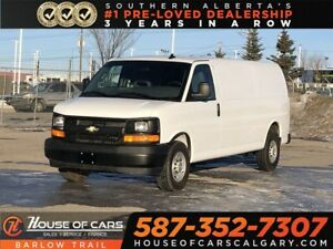 2017 Chevrolet Express 2500 1WT / Extended Version