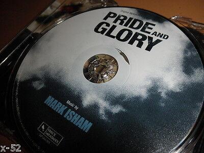 PRIDE AND GLORY Soundtrack CD Score MARK ISHAM Edward Norton Colin Farrell  - $12.99