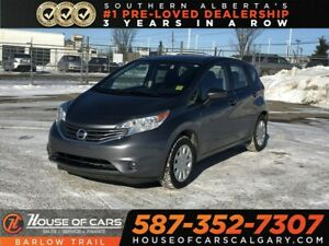 2016 Nissan Versa Note 1.6 SV /Back up Camera / Heated Seats