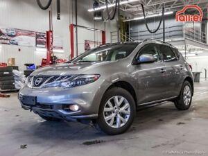 2011 Nissan Murano SL V6 AWD- JAMAIS ACCIDENTE! TOIT-CUIR-CAMERA