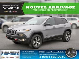 2015 Jeep Cherokee Trailhawk Smile this coming winter..!