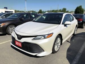 2018 TOYOTA CAMRY XLE V6 XLE