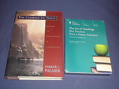 Teaching Co Great Courses CDs        ART of TEACHING BEST PRACTICES  new +