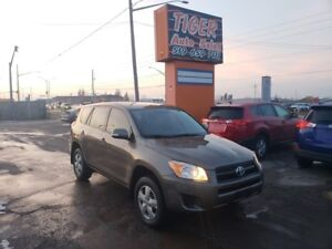 2011 Toyota RAV4 **4 CYLINDER**ONLY 123KMS**AUTO**CERTIFIED