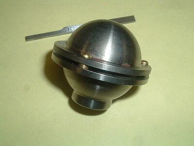 Model Hit And Miss Gas Engine Iron Ball Muffler 14 Npt Mounting Thread