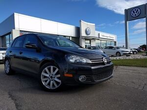 2013 Volkswagen Golf 2.5L Highline