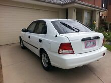 Hyundai Accent 2002 with Long Rego RWC Drive Away No More 2 Pay Braeside Kingston Area Preview