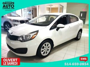 2015 Kia Rio LX PLUS / AUT / BLUETOOTH / SIEGES CHAUFFANTS /