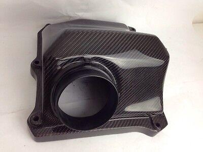 Acura Nsx Oem Carbon - Honda Acura NSX Carbon Fiber OEM Airbox Cover