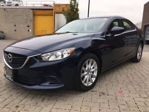 2016 Mazda Mazda6 GS, SKY-ACTIV!!! BACK-UP CAMERA!!! HEATED SEAT