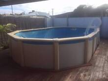 Above Ground Pool For Sale - Used in Good Condition Birkenhead Port Adelaide Area Preview
