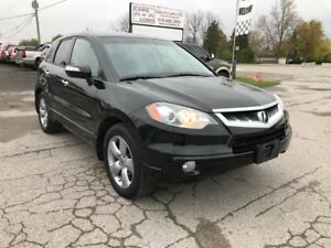 2009 Acura RDX Tech Pkg *CERTIFIED *AWD *FUEL EFFICIENT